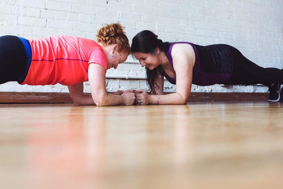 Core & Cardio - You're 30 minutes away from feeling awesome!