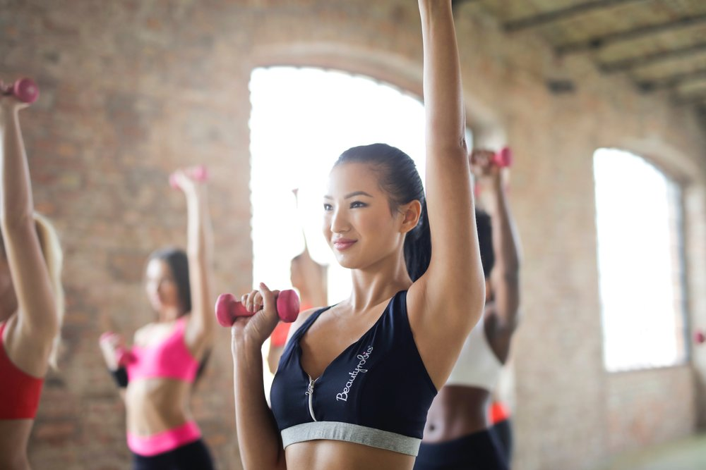 Upper Body Workouts - Get your pump on!