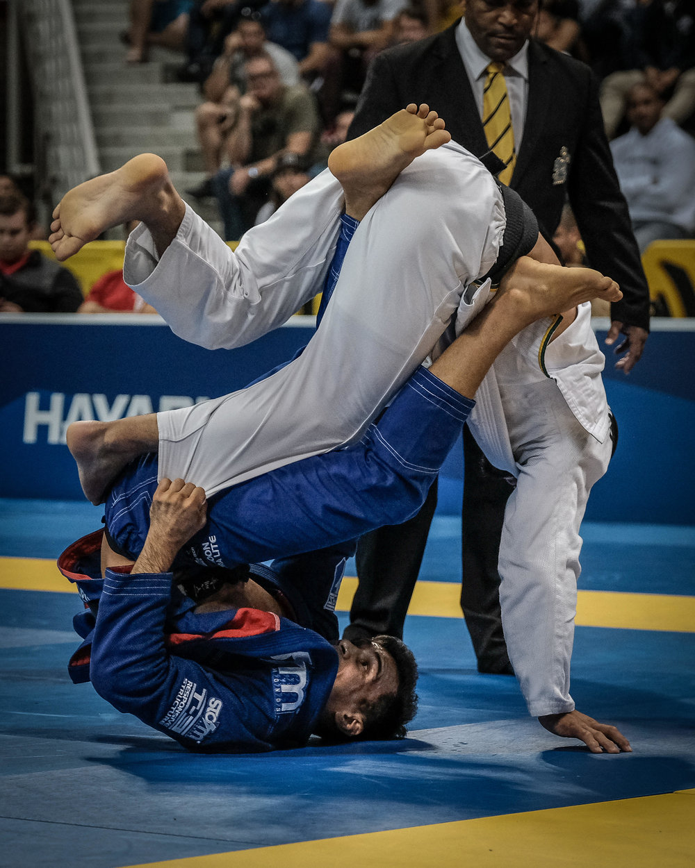 Jiu Jitsu Competition