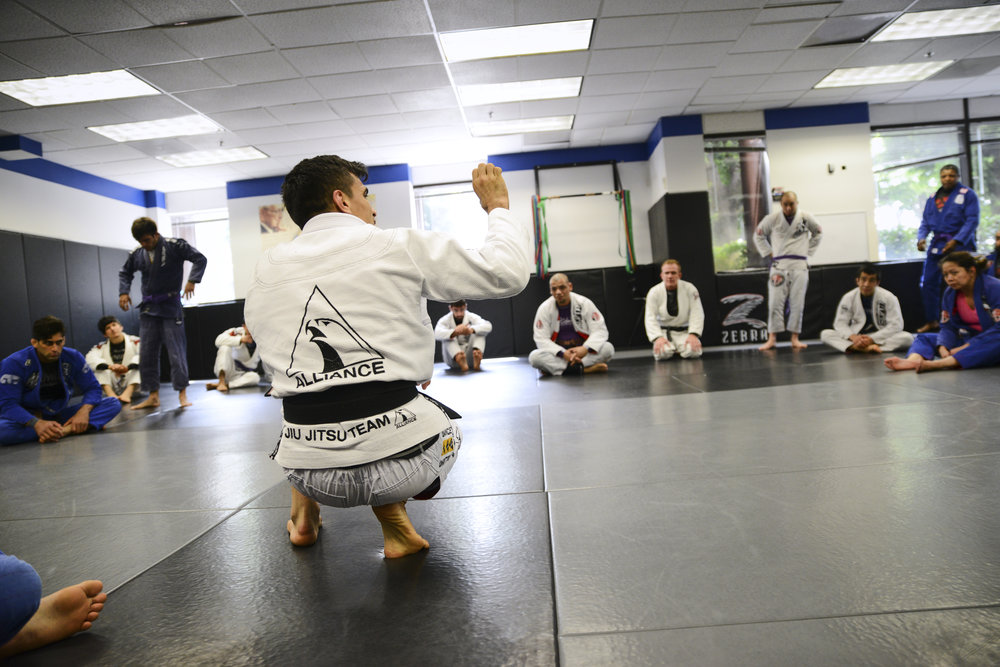Brazillian Jiu-Jitsu & Fitness   Helping you accomplish your fitness goals.   Adults - Get Started!   Kids - Get 1 Week Free Trial!