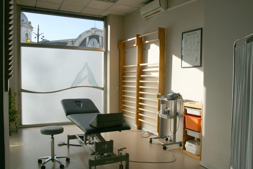 Centro de Fisioterapia CurArte | Fisioterapia, Osteopatía y Pilates en Madrid