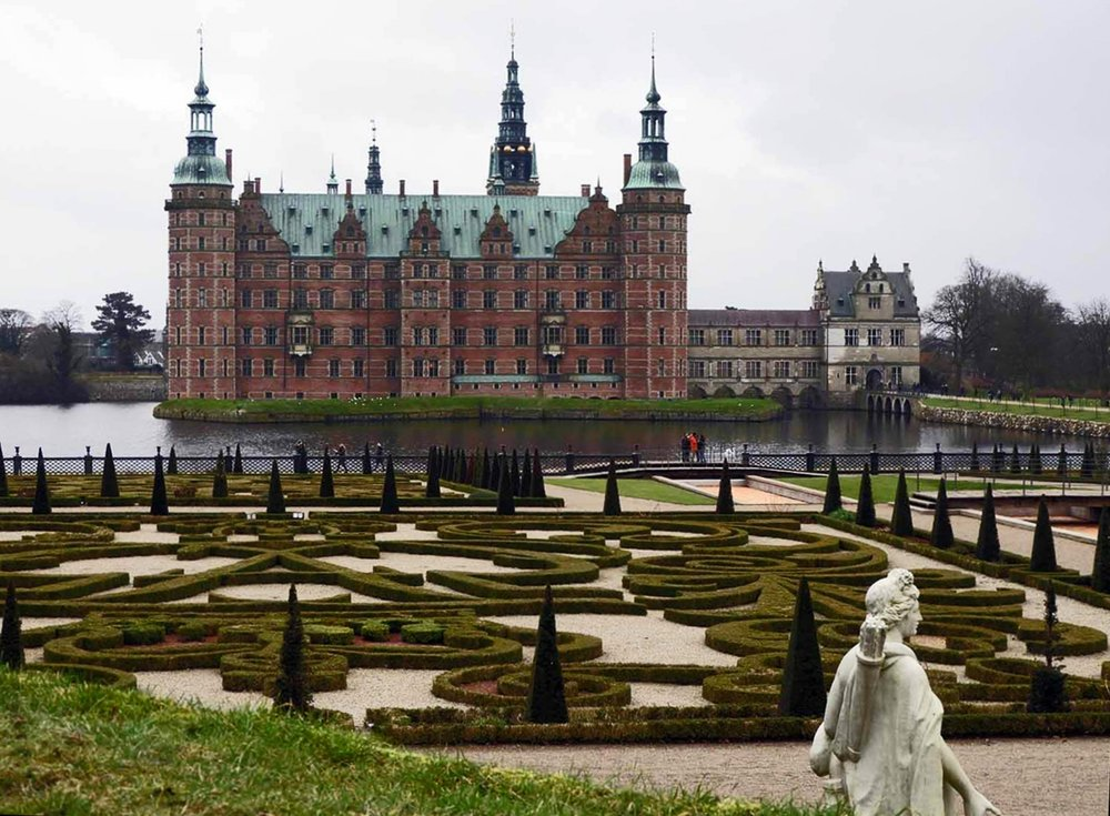 Frederiksborg Castle - This impressive Renaissance castle was built in the early 17th century for King Christian IV. We have seen more European castles than we can count, and after a while, they are all start to look the same. However, this one is worth your time. After paying a visit to the world-renowned Chateau Versailles in France recently, we felt this was just as, if not more, impressive than Versailles