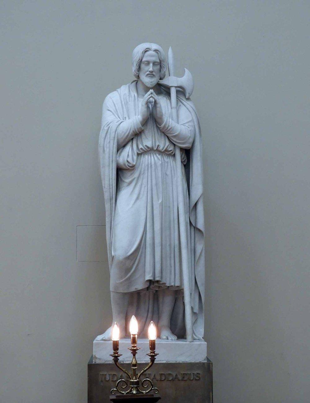denmark-copenhagen-vor-frue-kirke-cathederal-apostle -judas-thaddeaus.JPG