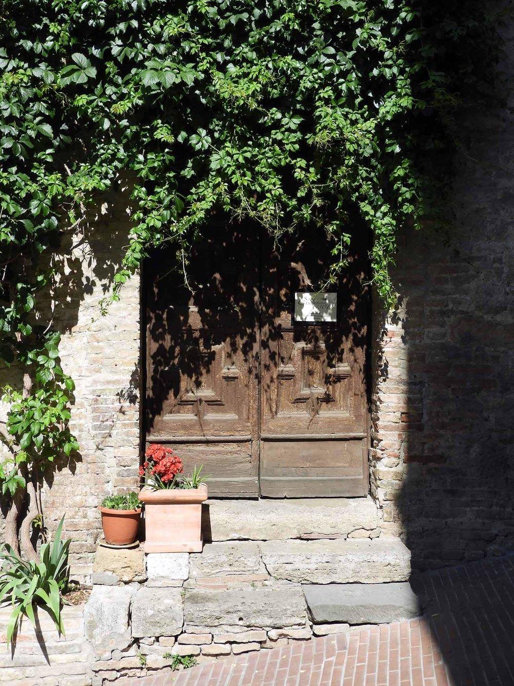 italy-italia-certaldo-old-tuscany-vines-doors.JPG