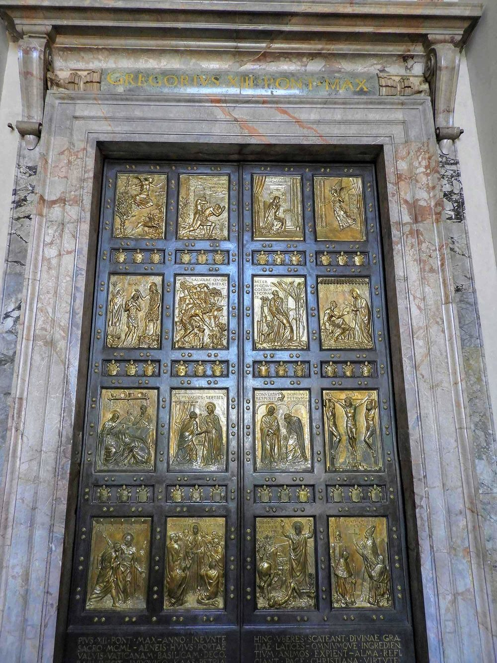 vatican-city-holy-see-italy-italia-rome-bronze doors-life-christ.jpg