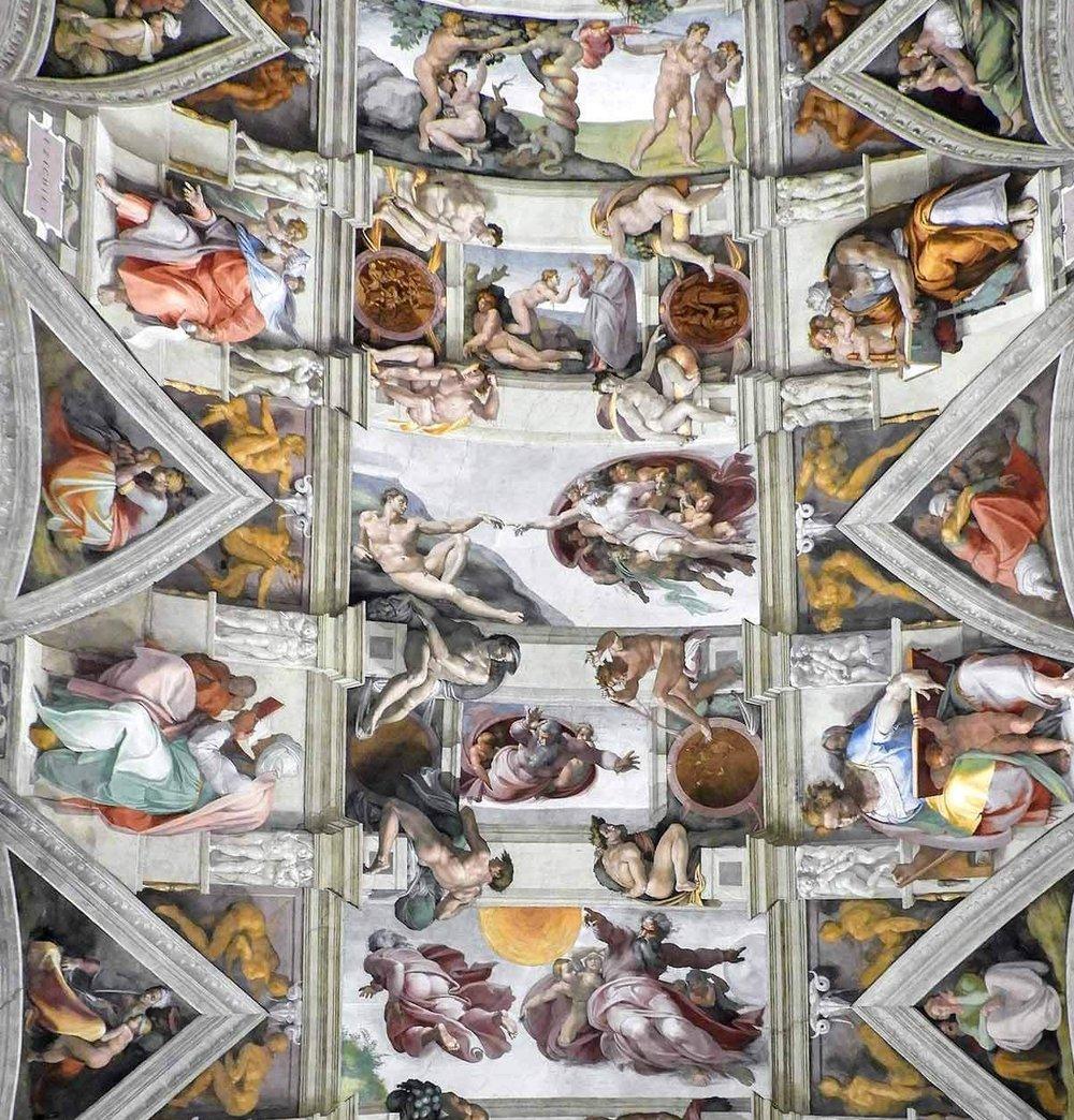Sistine Chapel -