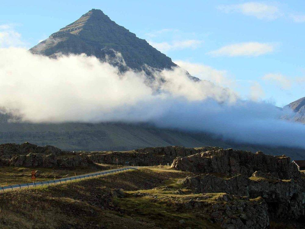 iceland-east-eastfjords-pyramid-mountain-fog-clouds.JPG