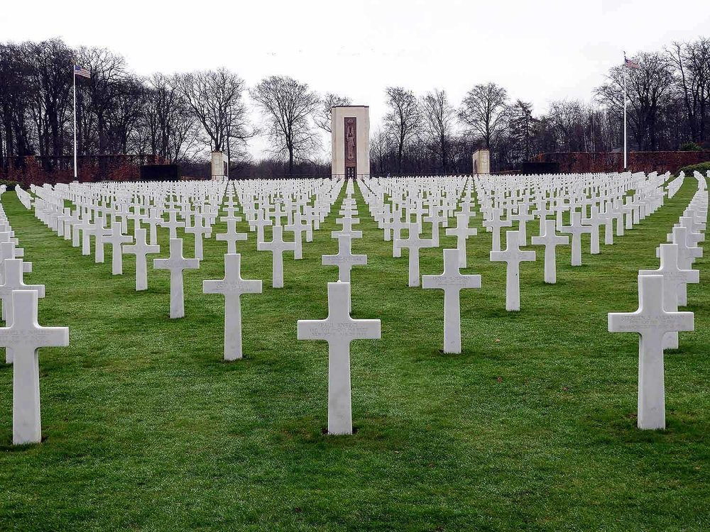 WWII Cemeteries -