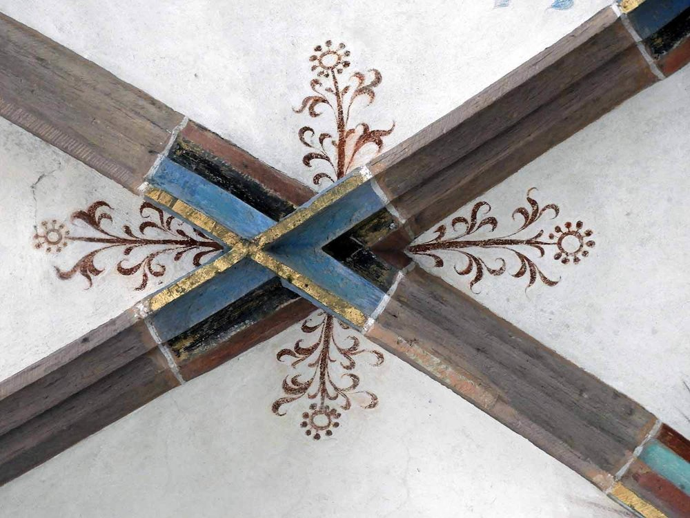 germany-kloster-maulbronn-ceiling-decorations.JPG