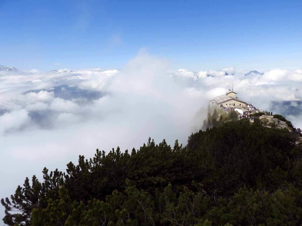 Kehlsteinhaus - The Eagle's Nest -