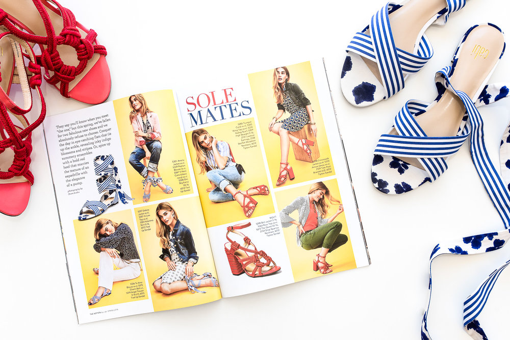 Love including this open catalog along with the products it features!