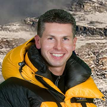 Ryan Morice - Mount Everest Summit Team, Kelowna>> Visit Website>> Connect with Ryan