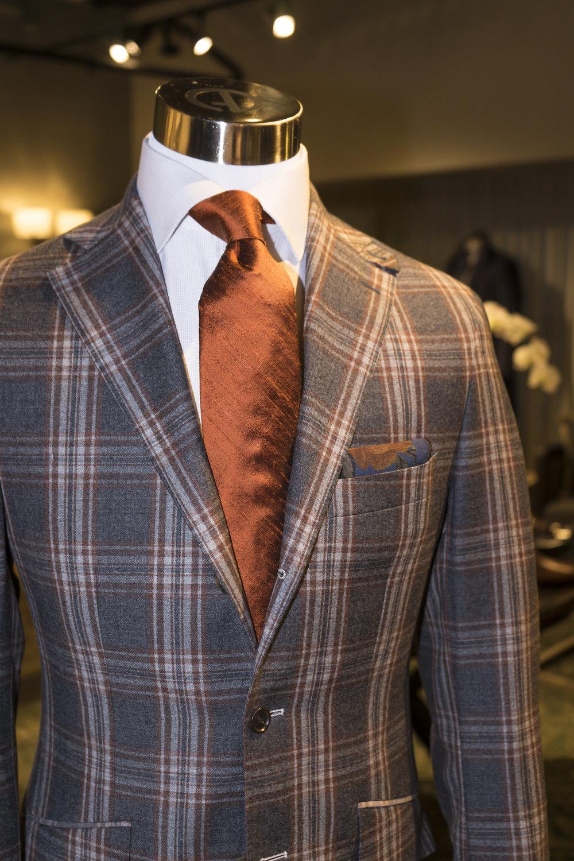 custom wool sport coat