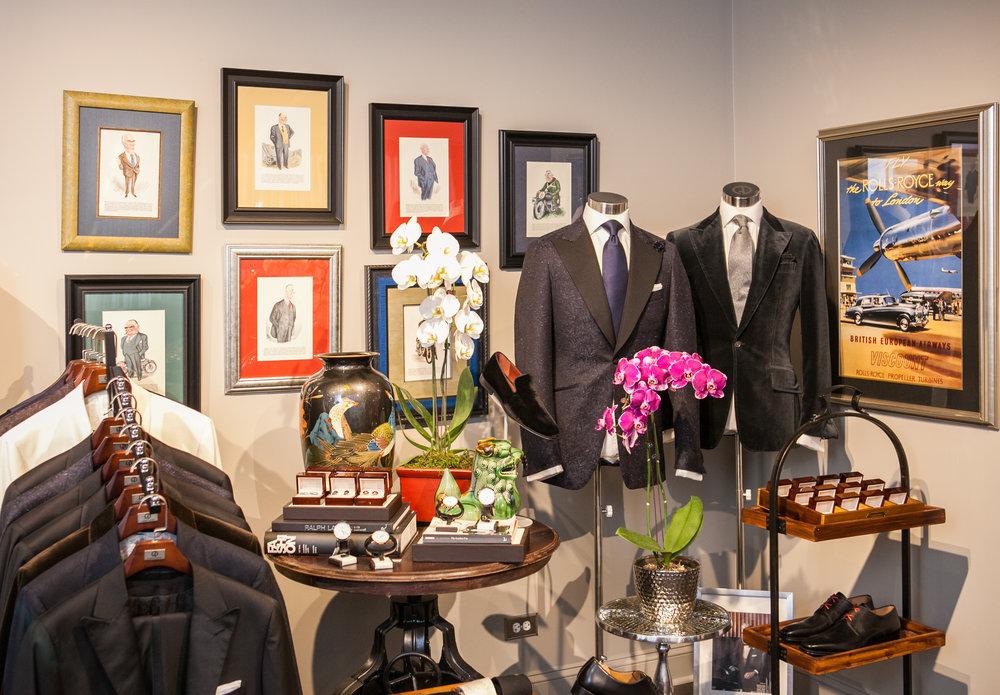 custom tuxedo chicago