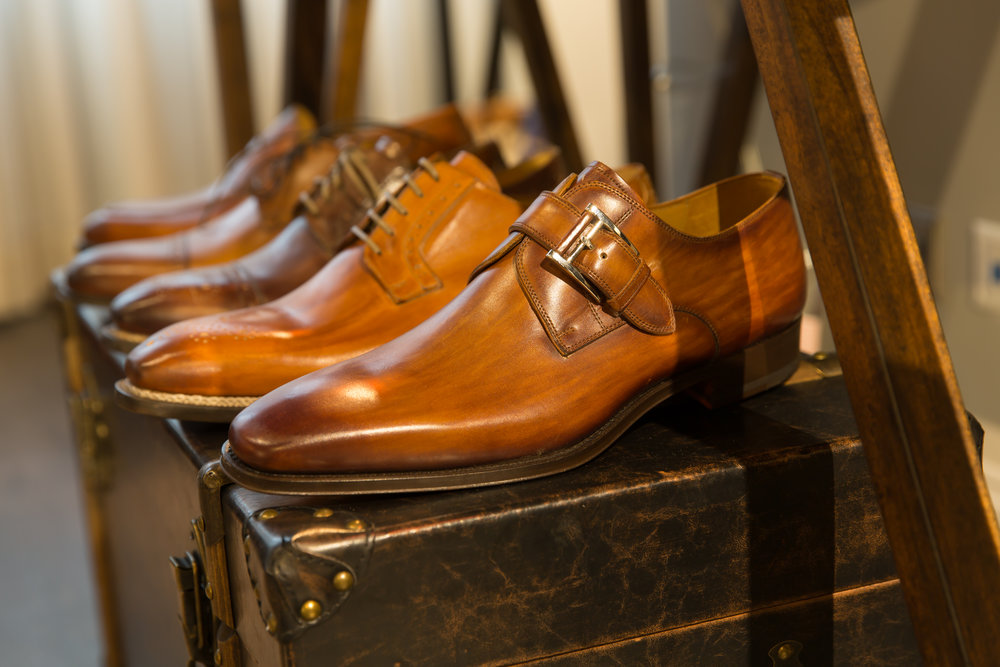 chicago showroom designer shoes