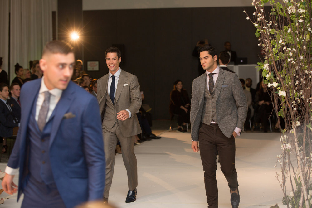 Daniel George Modern Luxury Fashion Show