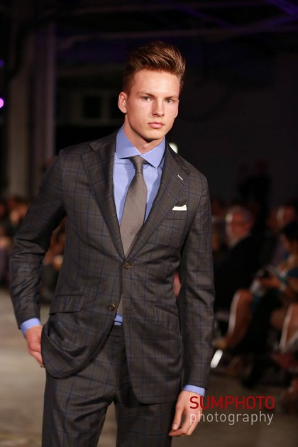 Daniel George Chicago custom suits