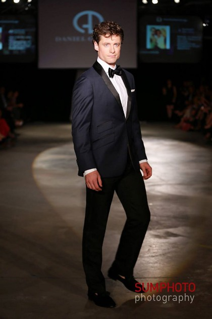 Daniel George Chicago custom tux
