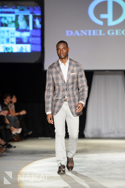 Daniel George Chicago custom sport coat