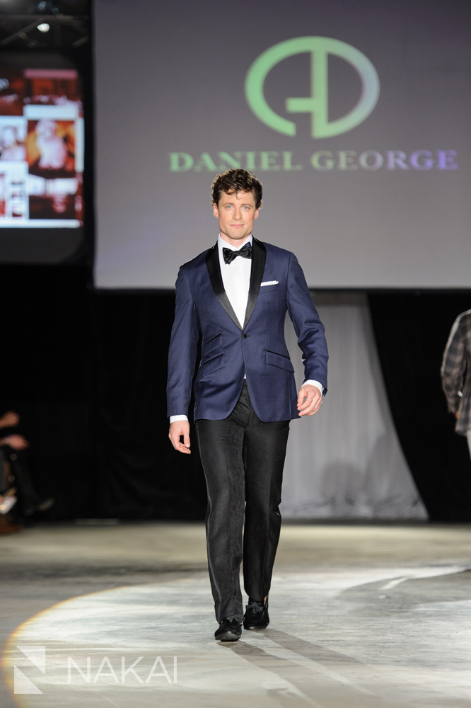 Daniel George Chicago custom tuxedo