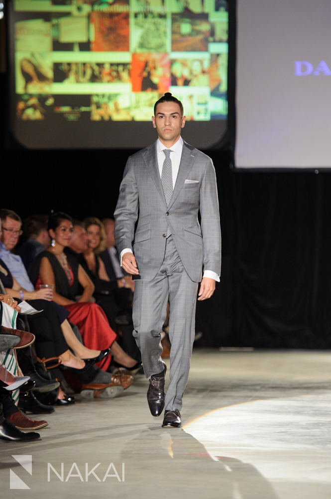 Daniel George Chicago custom suit