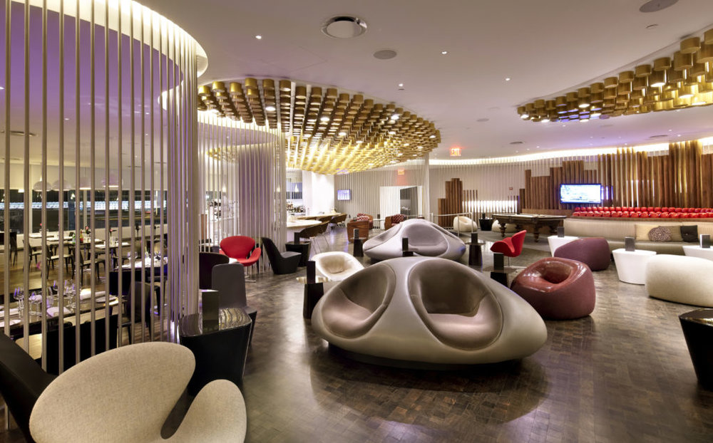 Slade Architecture's Virgin Atlantic Clubhouse in JFK