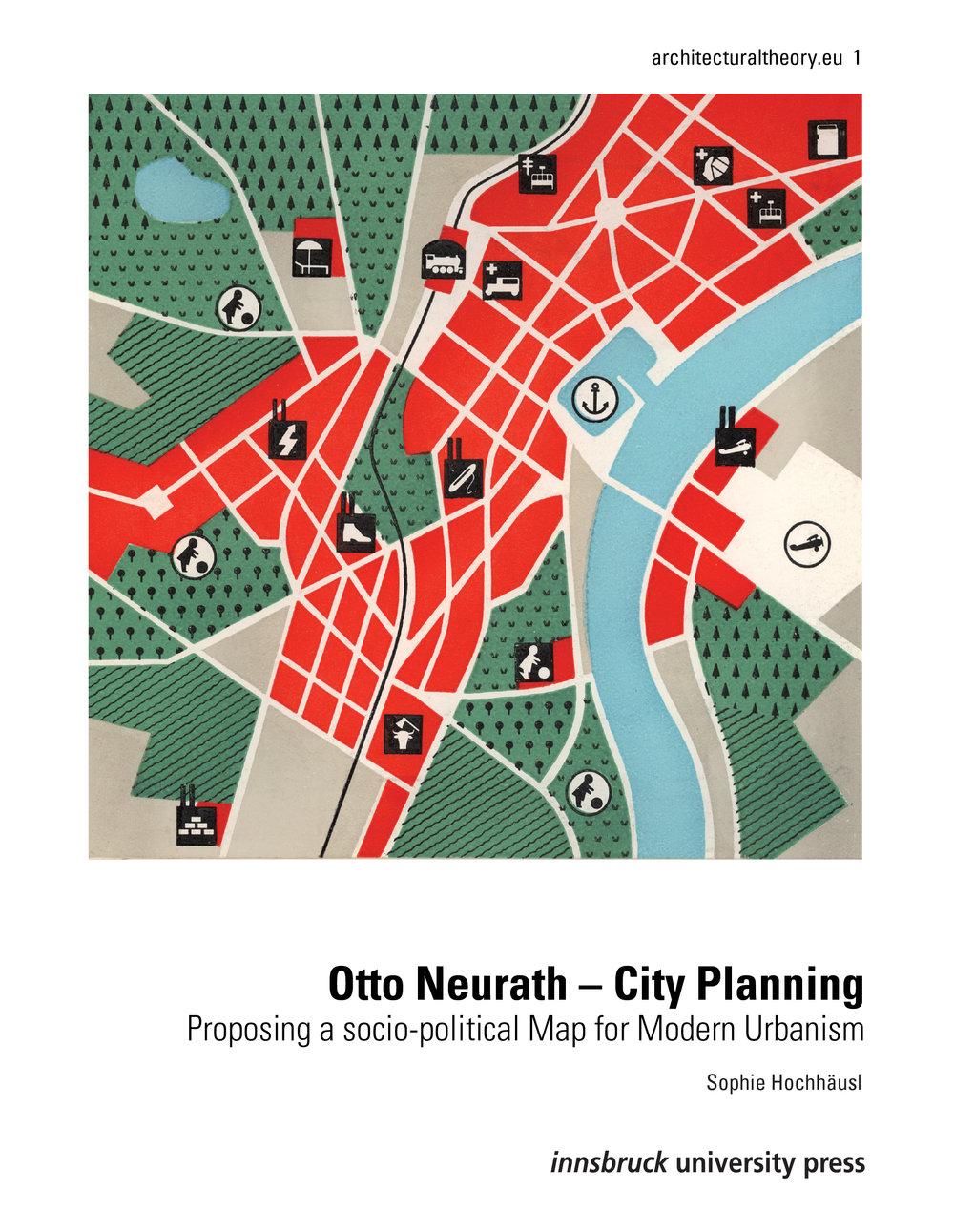 Sophie Hochhäusl, Otto Neurath – City Planning, Book Cover