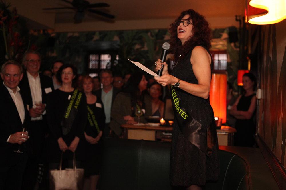 Tami at Hausman LLC's 10-Year Anniversary Party