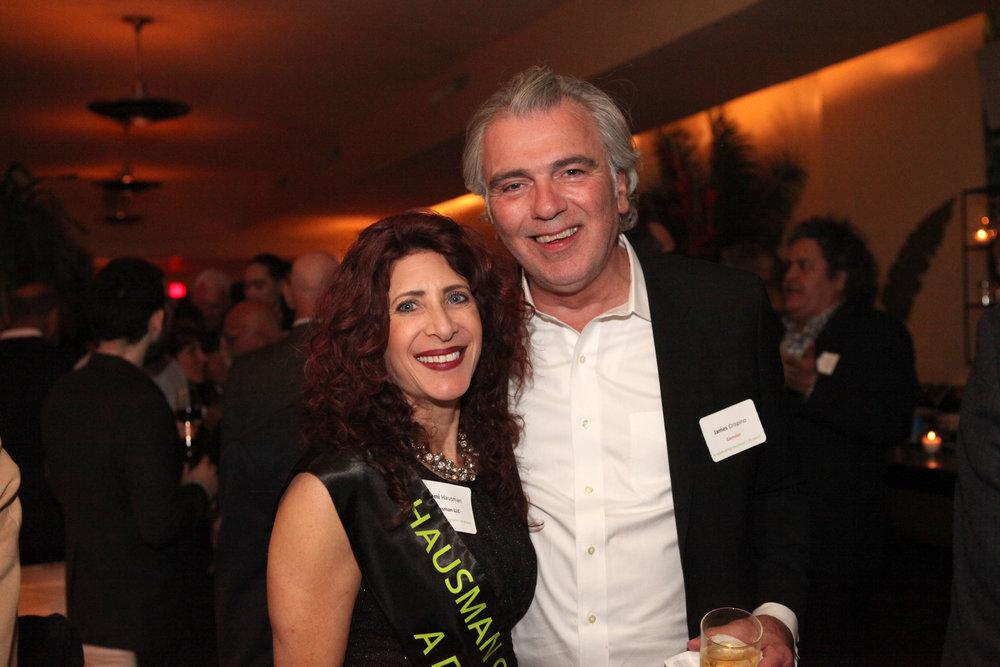 Tami with husband James Crispino
