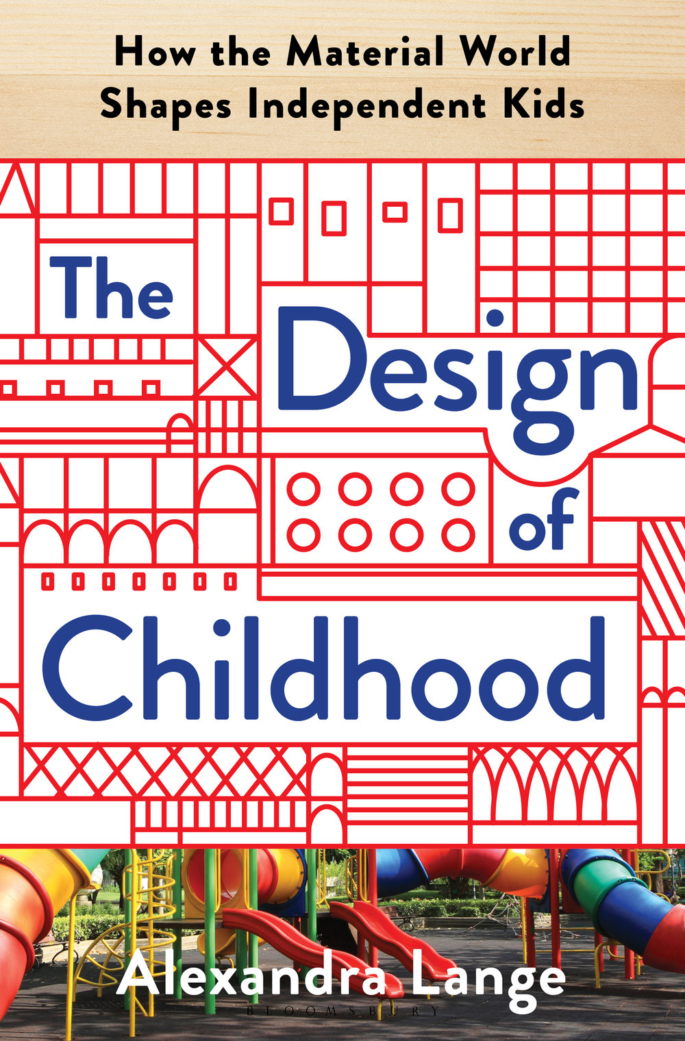 The Design of Childhood cover.