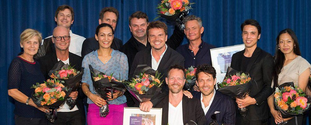 The BIG Partner group receives the Nykredit Award, the largest architecture prize in Denmark.