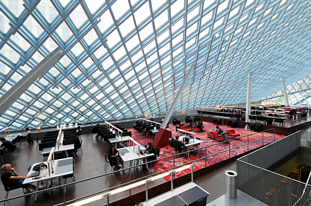 The Seattle Public Library