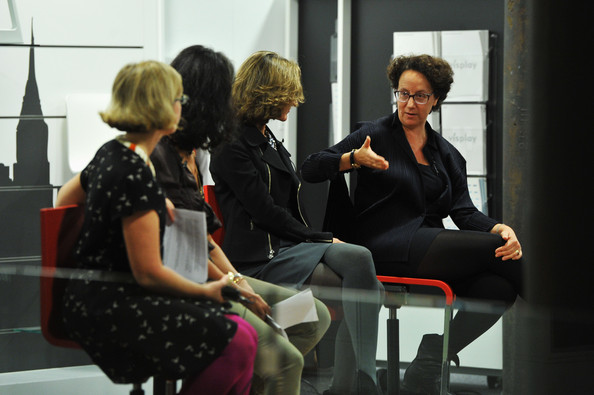 New York Magazine and Dwell host a Women in Design panel, photography by Larry Busacca
