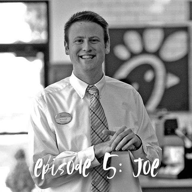 Exciting episode today as we talk to our friend Joe, the owner/operator of Bloomingdale Chick-fil-A. If you love Jesus chicken, you're gonna love this one!