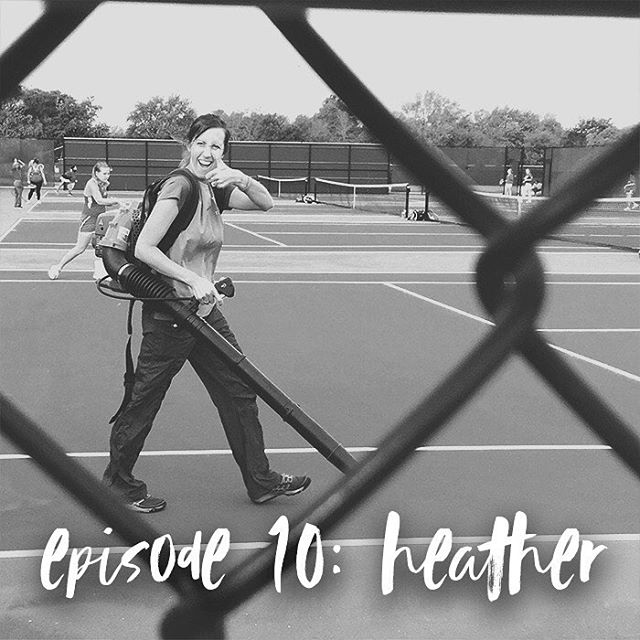 "This week's special guest is Heather Green! We had SO MUCH FUN talking with her, and had such important conversations about tennis, family, and surrounding yourselves with important people. Don't miss it! Check it out on your favorite podcast app by searching for ""27West."""