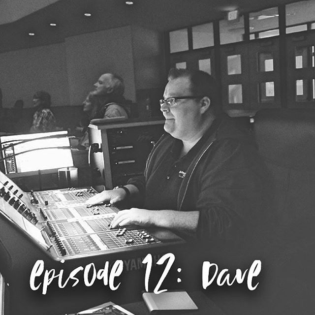 We're so excited to talk to Dave Vedra today on the podcast. He's an incredible member of our Tech Team and we are so grateful for him! Listen in as we talk about his passion for serving and how he shares God with those around him!