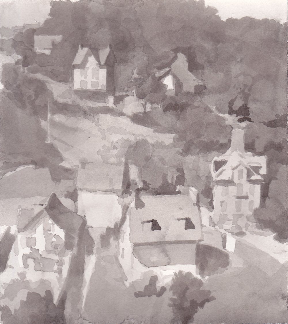 Study for Painting, View Toward Dinan.jpg