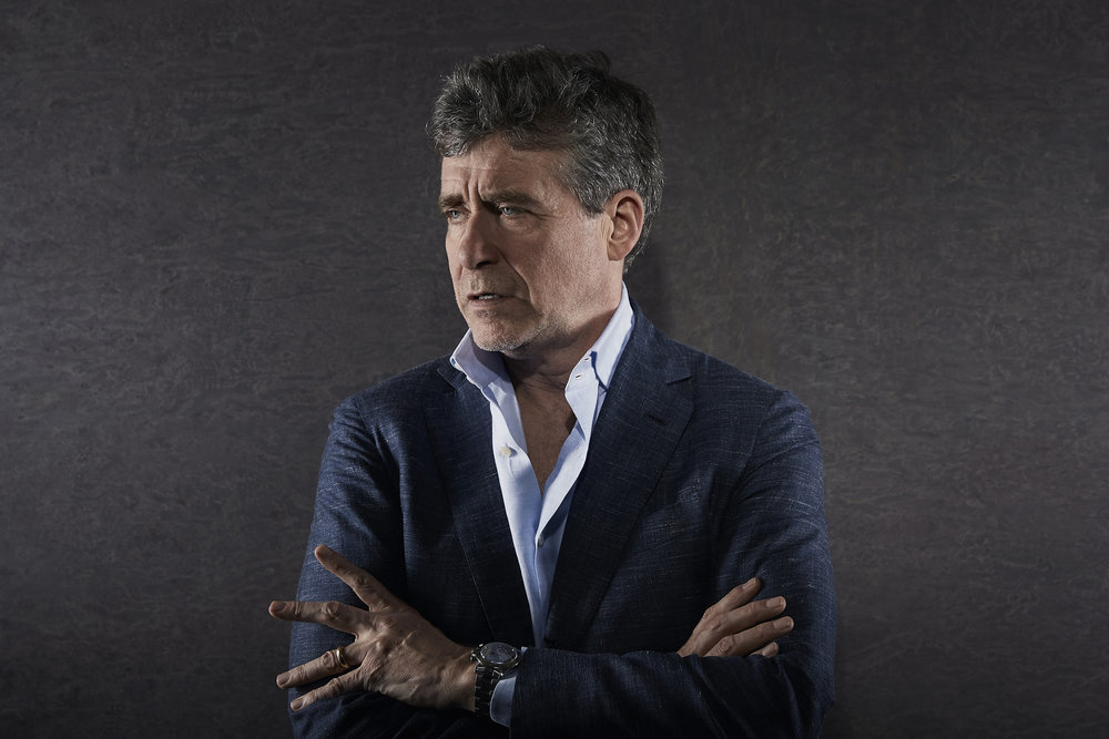 Jay McInerney, author