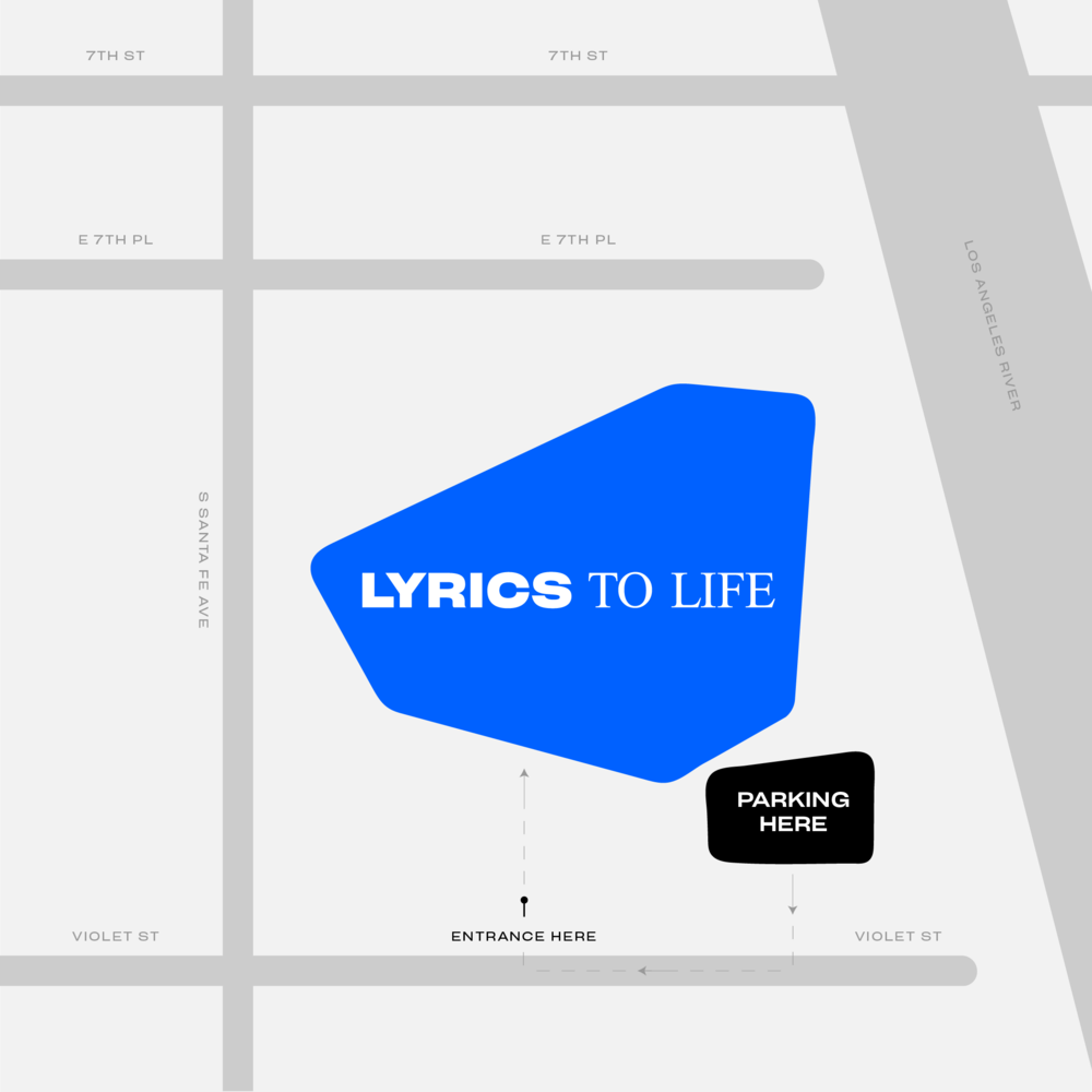 L2L Parking Map