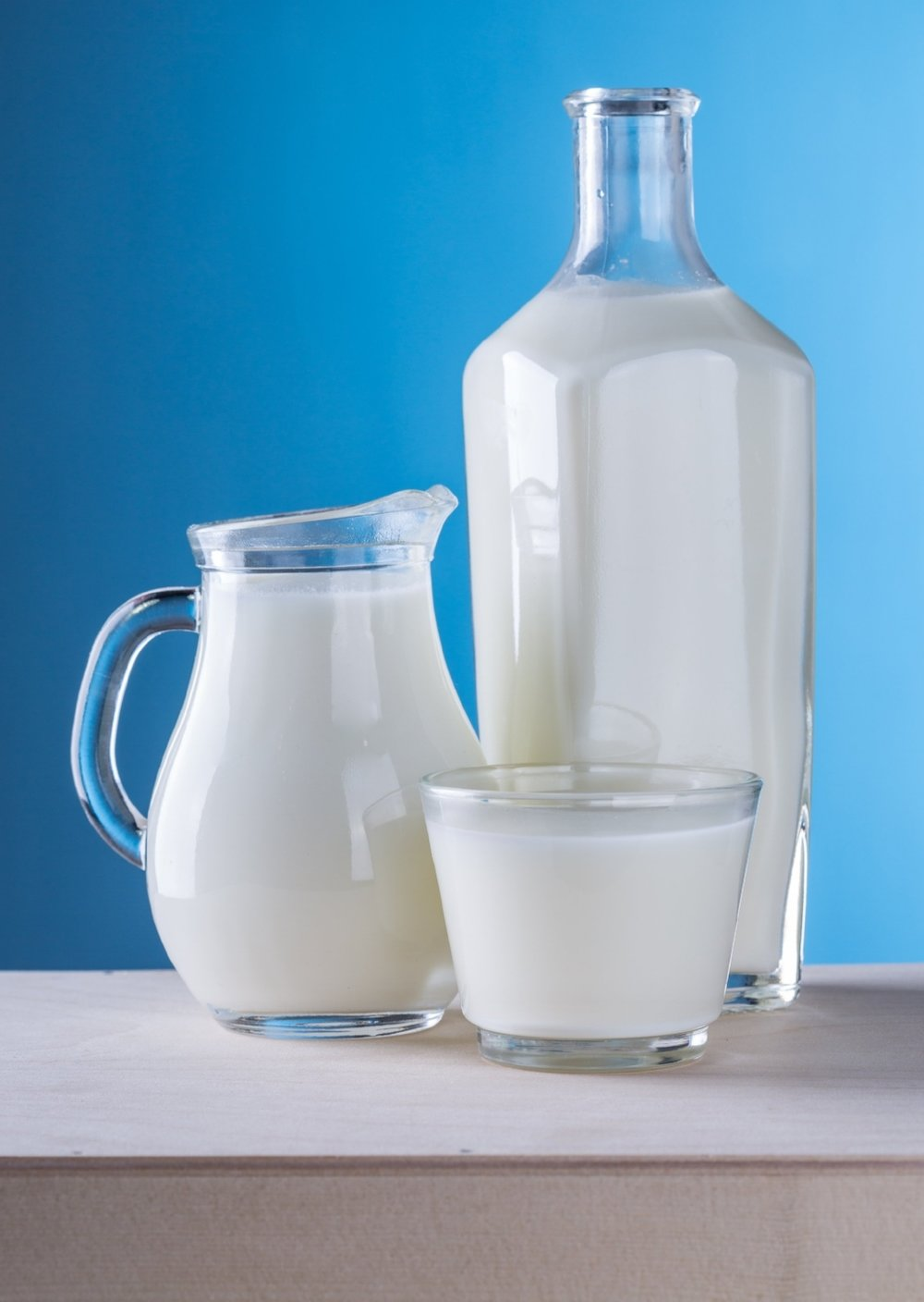 Dairy - If you tend to drink a lot of milk throughout the week, or have a large family, getting a gallon of milk is less expensive than getting multiple half gallons throughout the week and its saves you the extra trip to the store.