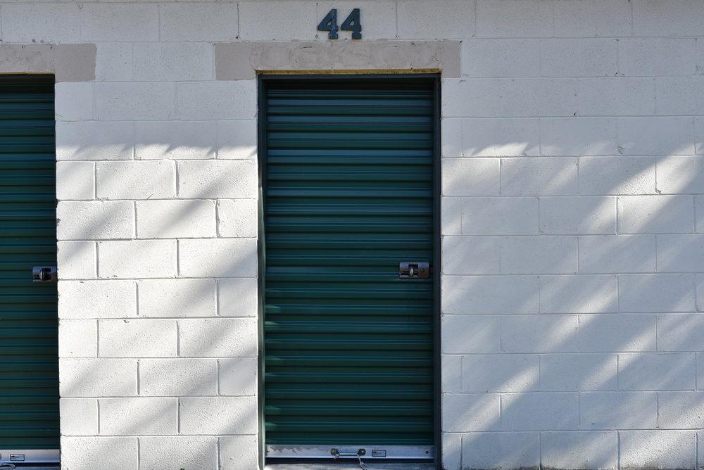Unit 44 | 6X8 | $55