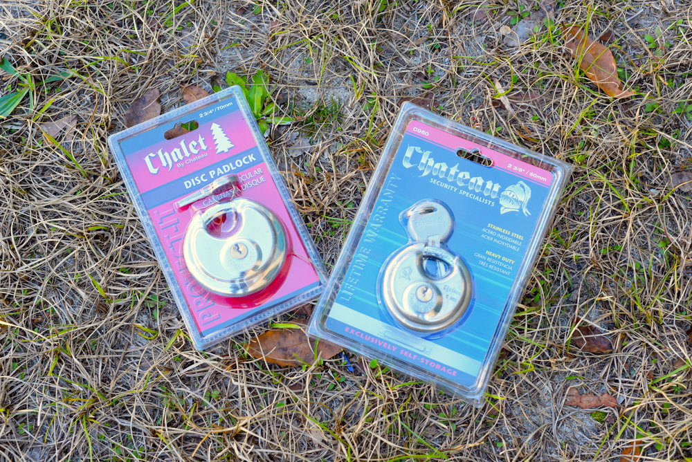 6 Pin | Chateau Disk Lock