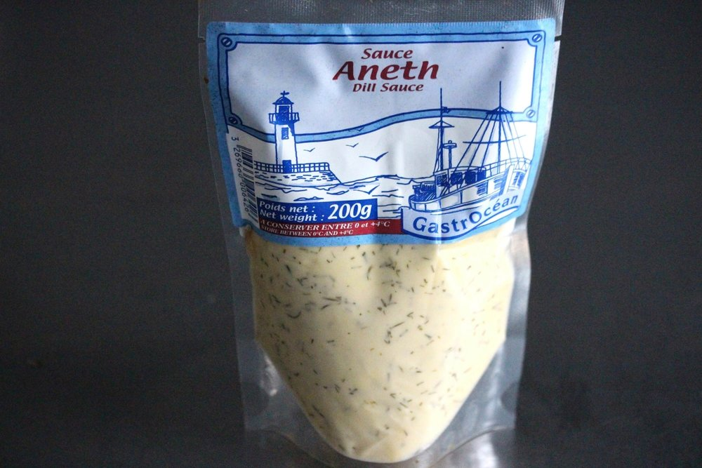 Aneth dill sauce
