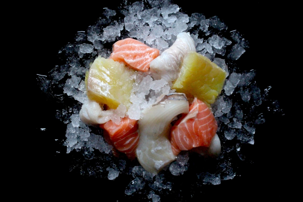 Other fish - Fish pie mix: £16.50John Dory: £16.48Skate: £12.32