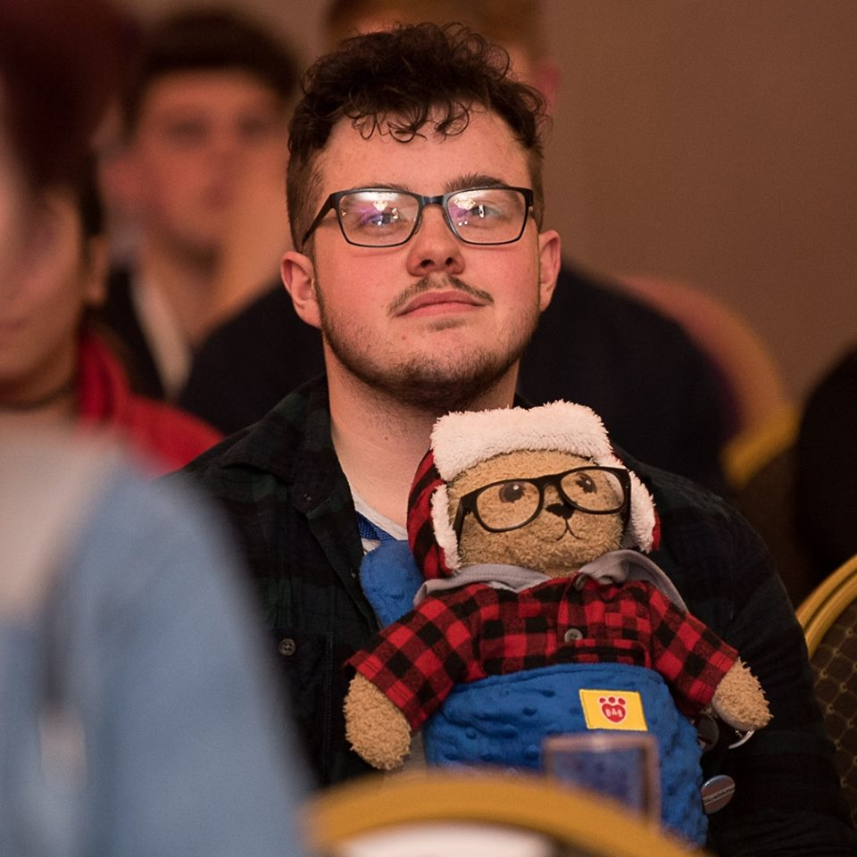 "Andrew Martin  A boy that lives and breathes the phrase ""Masc for Beyoncé"". Andrew Martin is a Harry Potter enthusiast who makes up one half of the UnMASCed hosting duo. Andrew Martin is a tireless LGBTQ activist and has a great love of teddy bears.  Find Andy on Twitter  @ketchupandy"