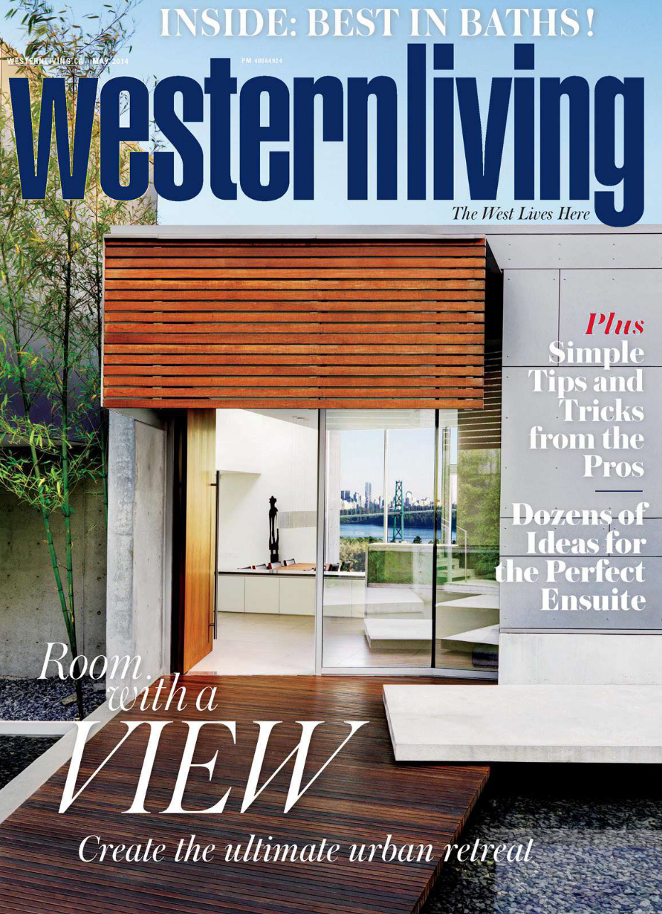 Datoo Residence- Western Living 2014 -