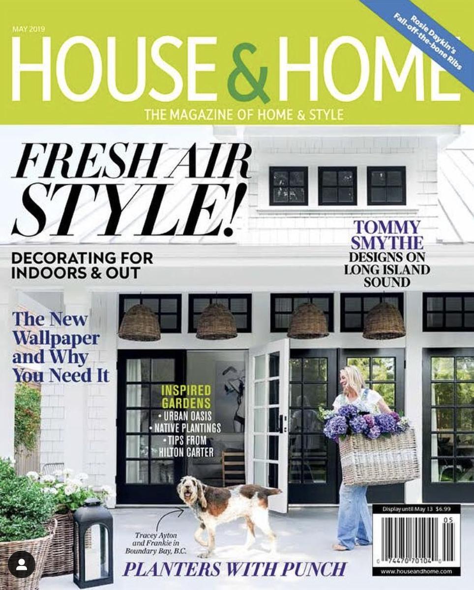 Cypress Falls - House & Home Magazine May 2019 -