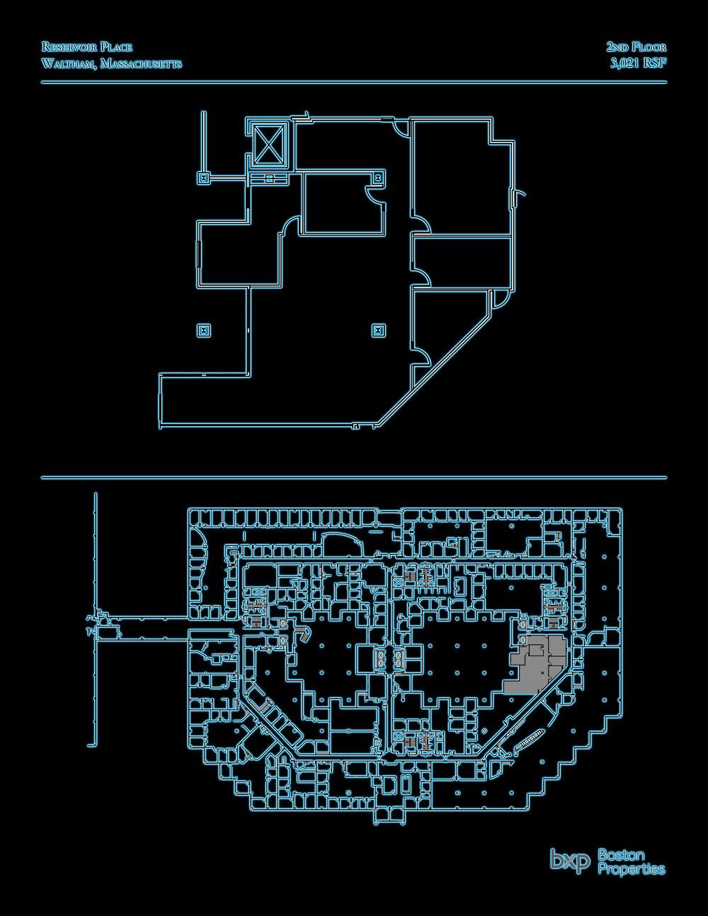 Reservoir Place - 3,021 SF