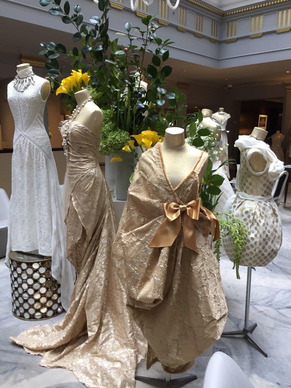 L'exposition a également invité la designer américaine  Colleen Quen , invitée d'honneur lors de l'exposition.