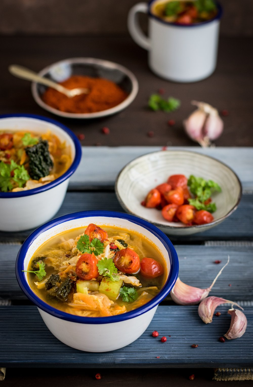 Sweet & Sour Eggplant Bowl - Too Sweet For Sour